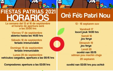 LIENZO DOBLE LENGUA HORARIOS FP